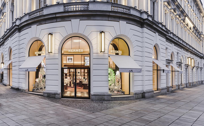 Magasin de Varsovie, la Pologne un nouveau pays pour Hermès