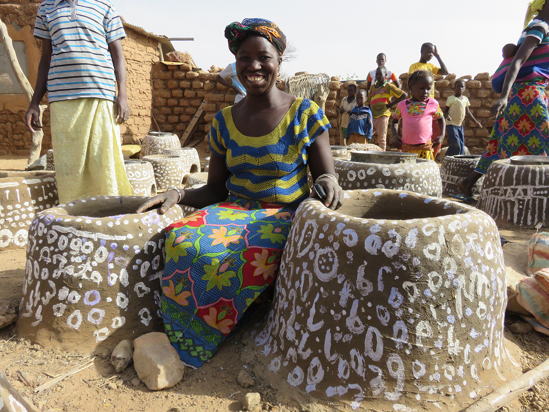 Bam & Lorum, BURKINA FASO - ONG Tiipaalga © Stéphane Perrier/ Livelihoods Funds